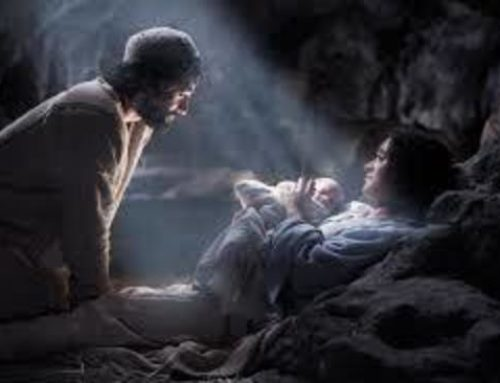 Ray Singer: It's Because of the Christ Child